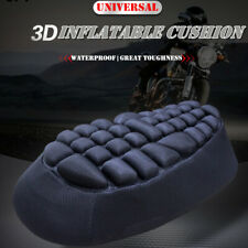 Universal Waterproof Motorcycle Scooter Inflatable Seat Cushion Motor Pillow Mat