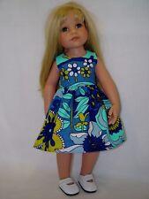 PUPPENKLEIDUNG  für Götz Stehpuppe Hannah 50cm Kleidung Kleid (OHNE PUPPE)
