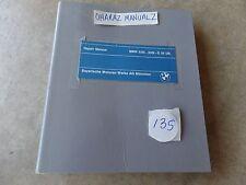 BMW 525i...535i E34 7/1988 Service Manual OEM