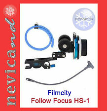 Follow Focus HS-1 DSRL  Filmcity Stand > Steadicam Steadycam Stedicam Steady Cam