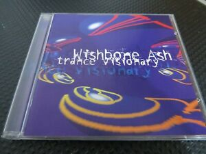 WISHBONE ASH - TRANCE VISIONARY.  1998  14 TRACK CD ALBUM
