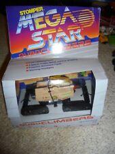 Tyco~Schaper Stompers Mega Star Quad Climbers~Bnib~Mint In Box~Rough Riders~Rare