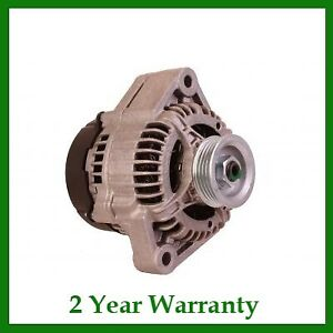 Alternator FITS Smart City Coupe 0.6 City Coupe 0.7 Fortwo 0.6 Fortwo 0.7 75 Amp