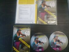 Les Mills Body Jam 60 Complete DVD, CD, Case and Notes