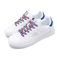 Champion CC Tennis II White Blue Red Men Classic Casual Shoes Sneaker 84-1210103