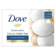lot 3 x 4 Savon à la crème hydratante DOVE 100 gr