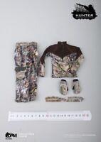 """1/6 Scale Dam Hunter Uniform Set  For 12"""" Action Figure Toys"""