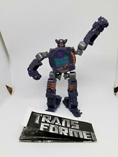 TRANSFORMERS 2007 1st Movie Deluxe Real Gear Robot MEANTIME Wrist Watch Complete