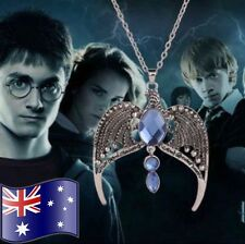 Harry Potter Ravenclaw Lost Diadem Tiara Crown Horcrux Necklace AUSSIE SELLER