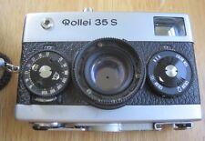 Rollei 35 S camera