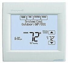 Honeywell Programmable Thermostat Wi-Fi VisionPRO 8000 Touchscreen TH8321WF1001