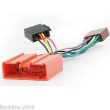 CT20MZ02 MAZDA ALL MODELS 2001 ONWARDS OEM SPECIFIC ISO HARNESS ADAPTER LEAD