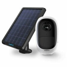 Reolink HD 1080p kabellos Kamera Argus pro Batteriebetriebe Sonnenkollektor