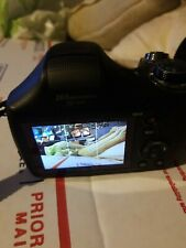 Sony DSC-H300/BM 20.1MP Digital Camera