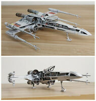 Film Star Wars Incom T-65 X-wing Starfighter Handcraft Paper Model Kit