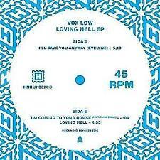 Loving Hell EP von Vox Low (2016)