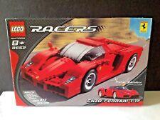 Vintage 2005 LEGO 8652 RACERS Enzo Ferrari 1:17 Scale - COMPLETE
