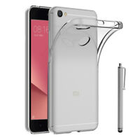 "Etui Coque TRANSPARENT Gel UltraSlim pour Xiaomi Redmi Note 5A 5.5"" + Stylet"