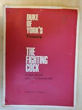 THE FIGHTING COCK - JOHN CLEMENTS MARGARET TAYLOR JOHN STANDING SIMON MEAD