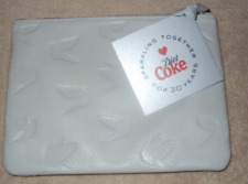 *EXCLUSIVE* Marc Jacobs Diet Coke Pouch / Clutch - Genuine Leather NEW!