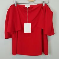 [ WITCHERY ] Womens Off shoulder Top NEW + TAGS  | Size AU 16 or US 12