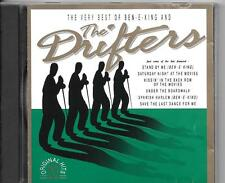 CD COMPIL 20 TITRES--THE DRIFTERS--THE VERY BEST OF BEN E KING AND DRIFTERS