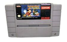 Super Nintendo The Magical Quest Starring Mickey Mouse SNES Video Game
