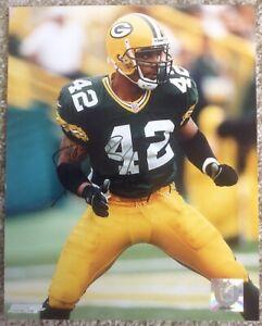 DARREN SHARPER Autographed Signed Green Bay Packers Photo NFL Saints Vikings