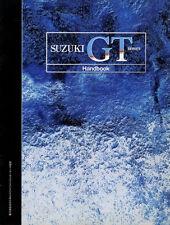 [BOOK] Suzuki GT series Handbook GT750 GT550 GT380 GT250 T500 TR500 TR750 TR