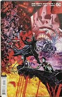 DK Death Metal #7 RI-A Doug Manhke Variant Cover Ltd 1 For 25 (2021 DC)