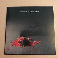"""Colder - Wrong Baby - 7"""" Single - Free UK P&P"""
