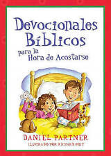 Devocionales Bíblicos para la Hora de Acostarse: Bible Devotions for Bedtime (Sp