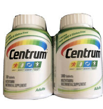 Centrum ADULTS Multivitamin/ Multimineral - 300tabs - Exp Mar&May,2020.