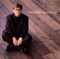 John, Elton : Love Songs CD