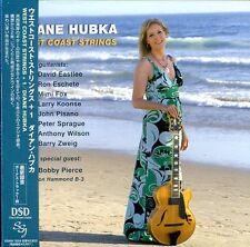 DIANE HUBKA-WEST COAST STRINGS +1-JAPAN CD BONUS TRACK G00