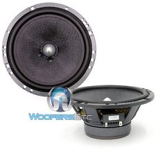 "FOCAL 6A1 6.5"" 120W RMS CAR AUDIO COMPONENT MIDWOOFER MIDRANGE SPEAKERS NEW"