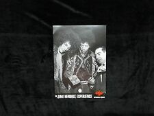 TWO (2) Jimi Hendrix Promo Posters<<>>Rotosound<>Dean Markley