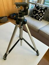 HEIWA HS-514 Professional  Pan Tilt Video Tripod Stand Made in Japan