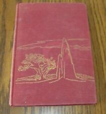 Jungles Ahead Hardcover Africa First Edition Book 1952 Esther D. Horner