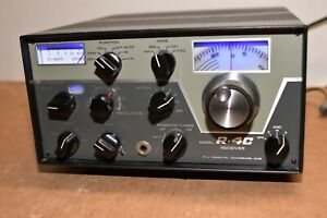 Drake R4C Ham Communications Receiver TESTED WORKING