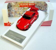 "1:64 Fuelme Rauh-Welt Porsche 911 (993) Rwb ""Medusa"" guards red L.E. 1,499 pcs."