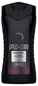 Axe Black Night 6 x 250 ml Duschgel NEU