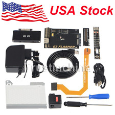 E3 Nor Flasher E3 Paperback Edition Downgrade Tool Kit for Flash Console US