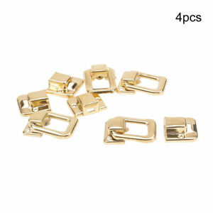 38mm Iron Box Toggle Catch Lock Suitcase Case Chest Trunk Latch Clasp Yellow