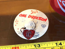 One Direction Ring 1D Official Heart Jewellry Claires Accessories