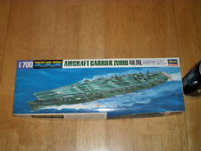 """WW#2, JAPAN AIRCRAFT CARRIER """" ZUIHO """", HASEGAWA Plastic Model Kit, Scale 1/700"""