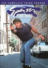 Spenser: For Hire: The Complete Third Season DVD, 2015, 5-Disc Set