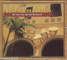 SONEROS DE VERDAD El Run Run De Los Soneros CD
