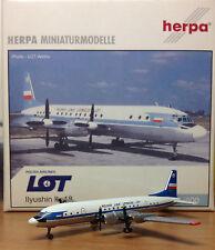 Herpa Wings 510561 Il-18 LOT Scale 1/500