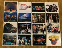 Rare Set Kellogg's Michael & The Jacksons 1964-1984 Collector's Stamps Victory